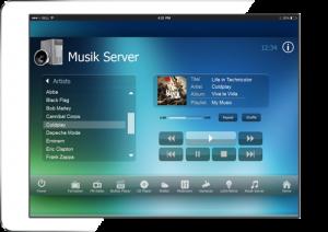 RTI_Tablet_MusicServer